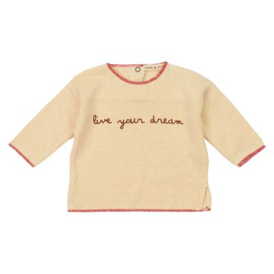 Baby Summer Pullover by Babe & Tess