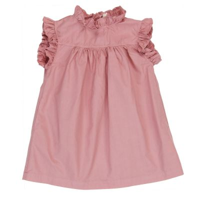 Baby Light Summer Dress Rose by Babe & Tess