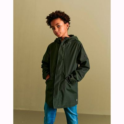 Parka Haron Dark Olive by Bellerose