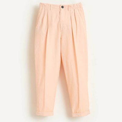 Pants Peaches Flamingo by Bellerose-4Y