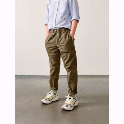 Pants Pharel Dusty Olive by Bellerose