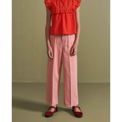Jeans Popy Bleached Pink Denim by Bellerose