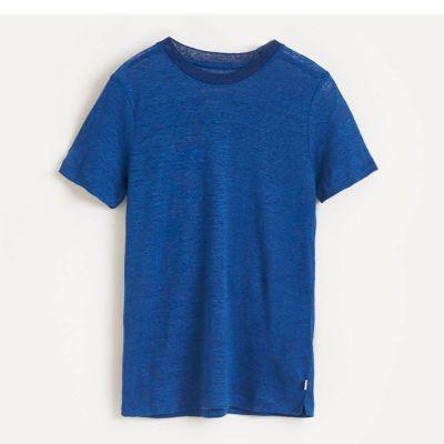 Linen T-Shirt Mogo Estate by Bellerose-4Y