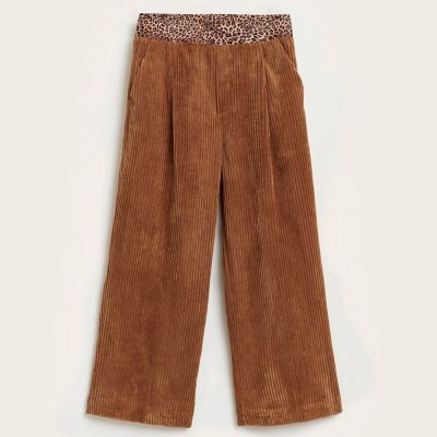 Soft Corduroy Trousers Anna Fawn by Bellerose-4Y