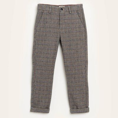 Light Checkered Pants Perry by Bellerose-4Y