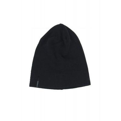 Soft Jersey Baby Hat Black