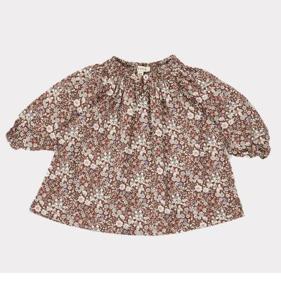 Baby Dress Arowana June Meadow Brown by Caramel-3M