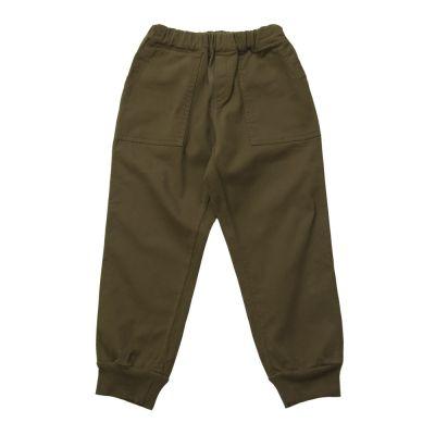 Work Pant Brown-3Y