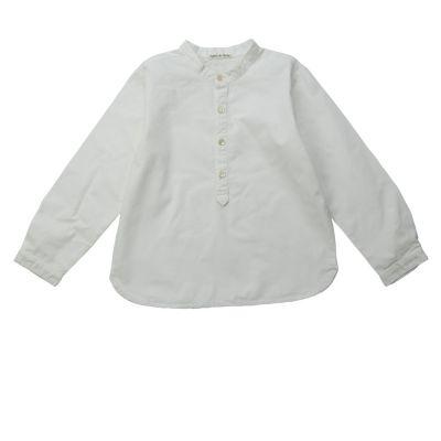 Cotton Shirt Coreana Milk by Babe & Tess-3Y