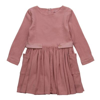 Dress May Rib Rose by Morley