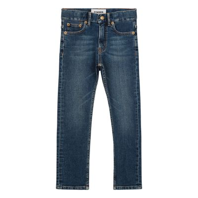 Jeans New Norton Authentic Blue by Finger in the Nose