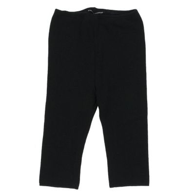 Soft Jersey Leggings Franci Black by Album di Famiglia