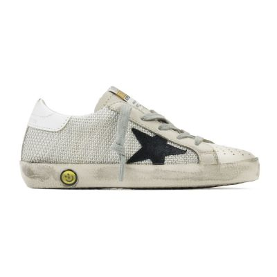Sneakers Superstar Grey Cord Gum by Golden Goose Deluxe Brand