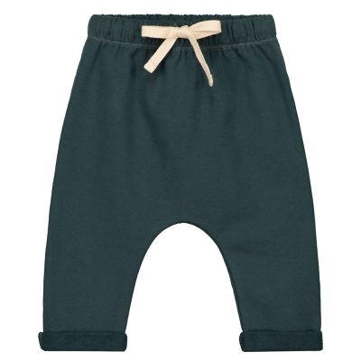 Baby Pants Blue Grey by Gray Label-3M