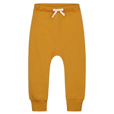 Baby Baggy Pant Mustard by Gray Label-24M