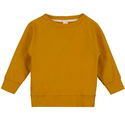 Crewneck Sweater Mustard by Gray Label