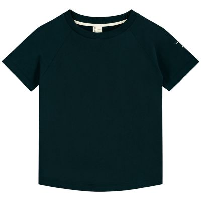 Crewneck Tee Nearly Black by Gray Label