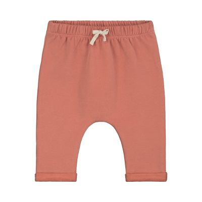Baby Pants Faded Red-3M