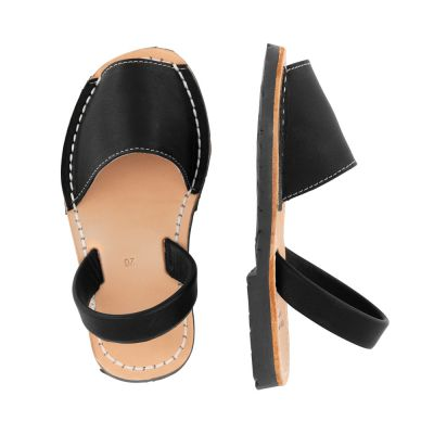 S'Avam x Gray Label - Sandals Black