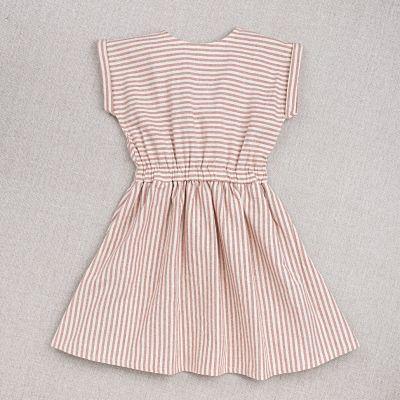 Dress Adele Rose Striped