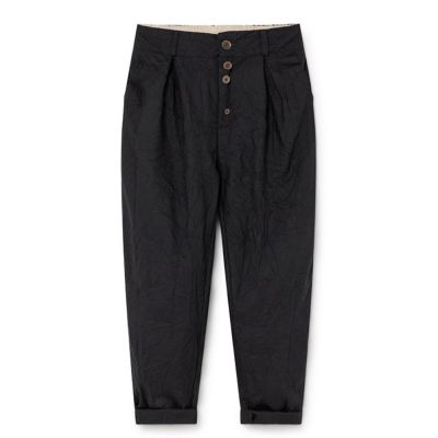 Swing Trousers Black by Little Creative Factory-6Y