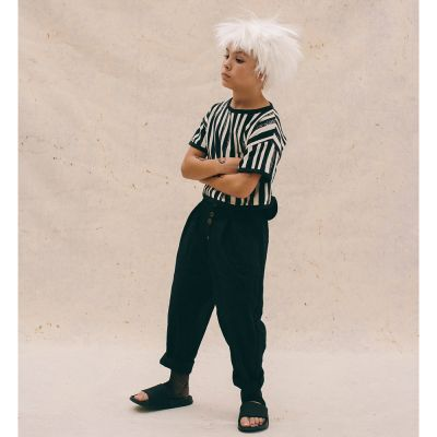 Swing Trousers Black by Little Creative Factory