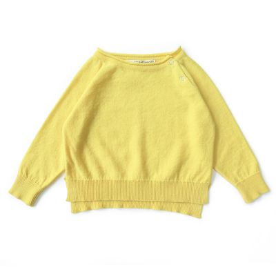 Baby Cotton and Cashmere Sweater Luli-3M