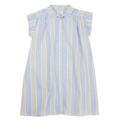 Dress Lenny Blue Striped by Morley-4Y