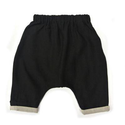 Baby Trousers Piri Mini Black by Anja Schwerbrock