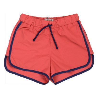 Swimming Short Boxer Carlos Red-4Y