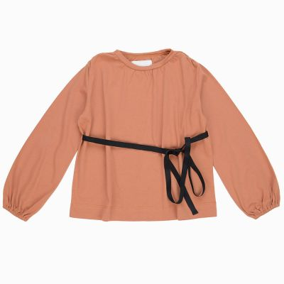 Jersey Blouse Ballerina Amber by Touriste