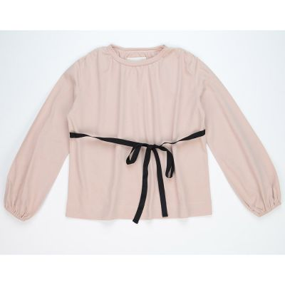 Jersey Blouse Ballerina Pink by Touriste