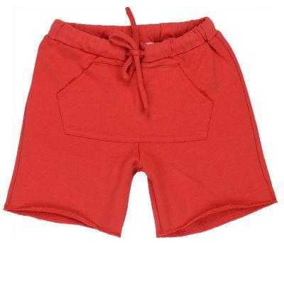 Red Bermuda Shorts Betonie-4Y