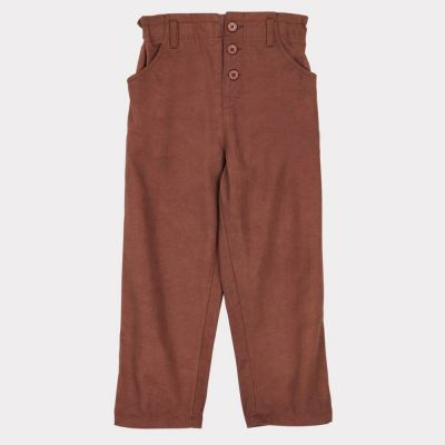 Trousers Vulture Nutmeg by Caramel