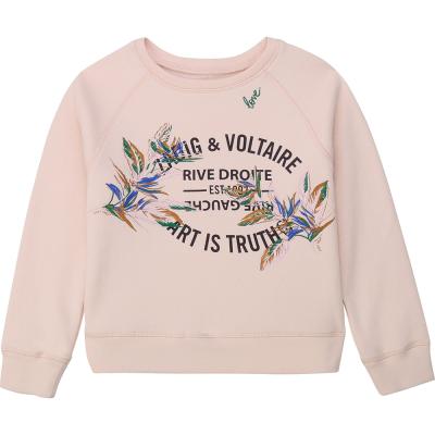 Sweatshirt Hailey Rose by Zadig & Voltaire