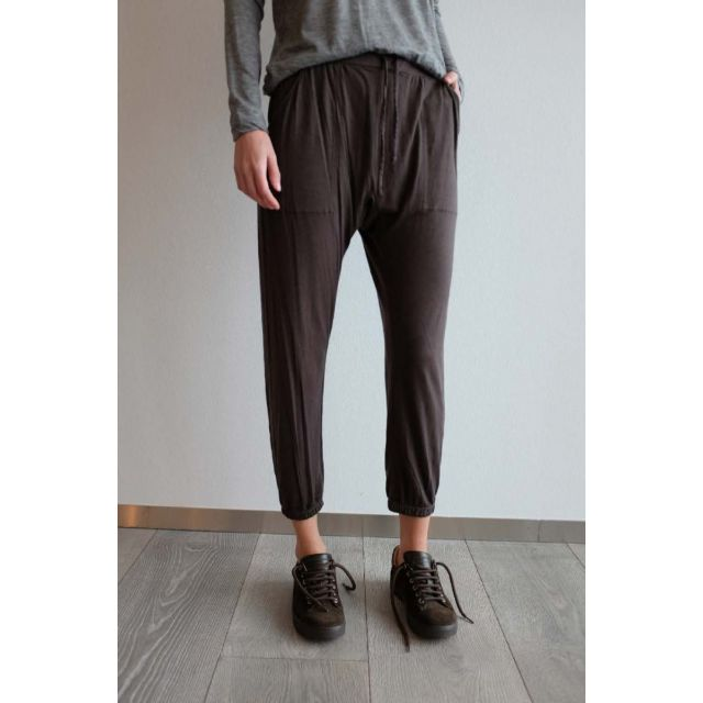 Fine Cashmere Pants Brown by Private0204