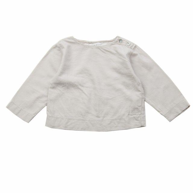 Soft Canvas Baby Shirt Marius Nude