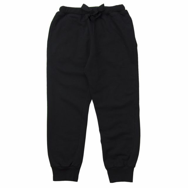Jogging Pant with Pocket Details Black