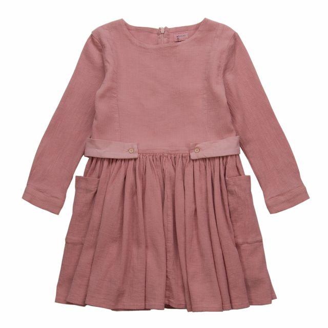 Dress May Rib Rose by Morley