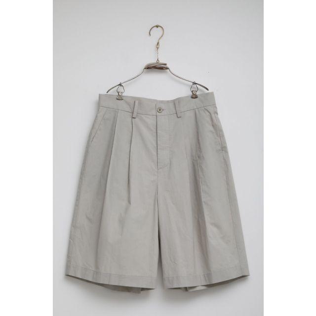 Short Pant Patrice Light Grey by Ecole de Curiosites